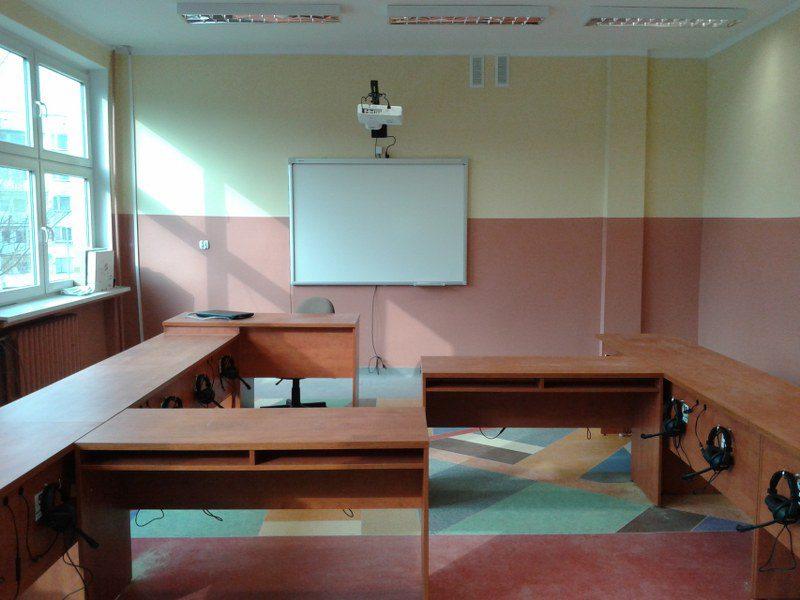 pracownia jezykowa dla szkol